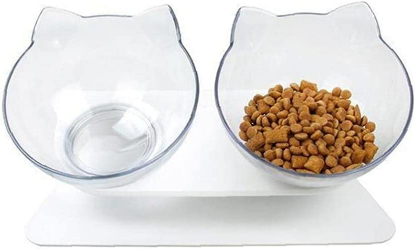Tuimiyisou Excellence Cat Food Bowls Elevated Pet Feeder Dish Charlotte Mall