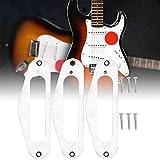 Guitarra eléctrica práctica para entusiastas de la guitarra para guitarristas y entusiastas del bricolaje