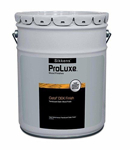 Sikkens CETOL DEK FINISH- Natural #078 5 Gallons