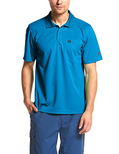 Maier Sports Polo pour Homme Kalatti 2 XS Bleu - Cloisonne