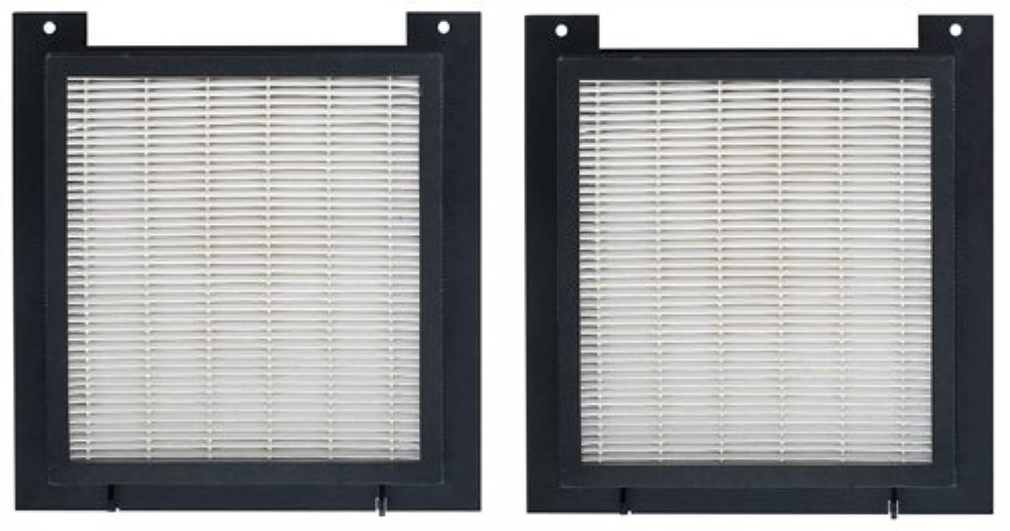 2 Hepa Filters for Lightning Air Plus La-2spx Purifier