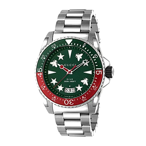 Gucci Dive Uhr, 45 mm, YA136222