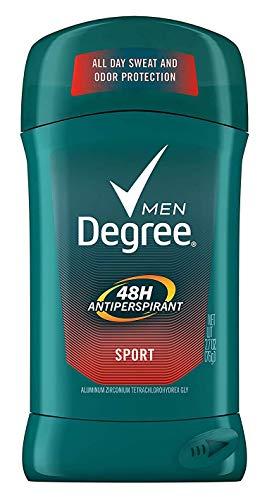 Degree Deodorant 2.7oz Mens Sport (3 Pack) by Degree