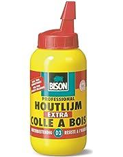 Bison 1339050 Extra Houtlijm - D3 - Waterbestendig - 250gr
