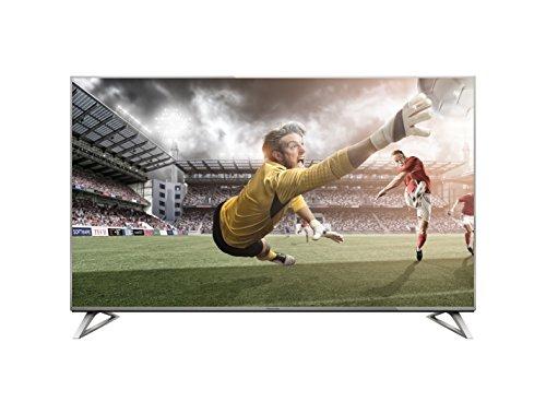 Panasonic TX-40DXW734 Viera 100 cm (40 Zoll) Fernseher (4K Ultra HD, 1400 Hz BMR, HDR High Dynamic Range, Quattro Tuner mit Twin-Konzept, Smart TV)