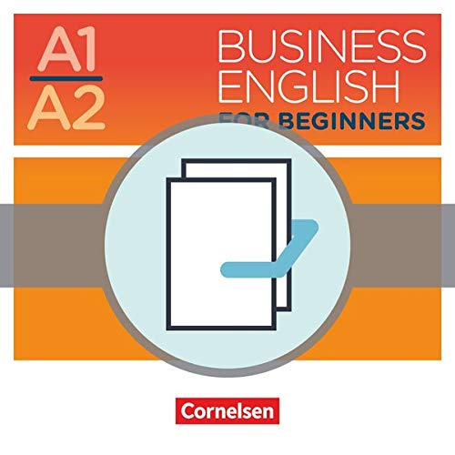 Business English for Beginners - New Edition: A1/A2 - Kursbücher mit Audios als Augmented Reality: 521059-1 und 521067-6 im Paket: Kursbücher mit ... und Videos - 521059-1 und 521067-6 im Paket