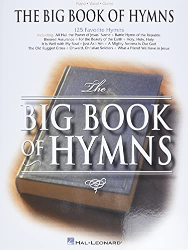 The Big Book of Hymns Piano, Vocal and Guitar Chords