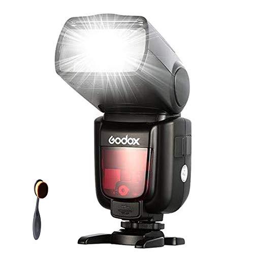 Godox TT685N i-TTL 2.4G Maestro-Esclavo Flash Linterna Speedlite Inalámbrico Sistema de Radio con Flash Difusor Softbox Y Flash Filtros de Color para Nikon D7100 D7000 D5200 D5100 D5000 D3200