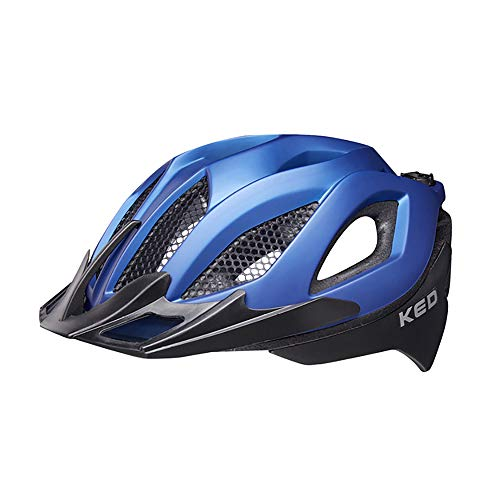 KED Spiri Two Helm schwarz Kopfumfang L | 55-61cm 2021 Fahrradhelm