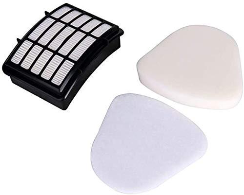 De Galen Almohadillas de microfibra de repuesto lavables para mopa de vapor Shark S3101 S3251 SK460 SK410 S3101n2 S3250 SK435CO SK140 SK141 (tamaño : A)