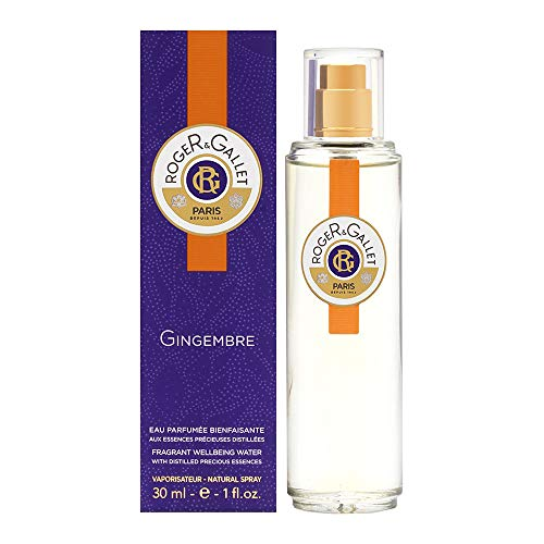 Roger y Gallet jengibre Eau De Toilette perfume 30ml 1er Pack (1 x 30 ml)