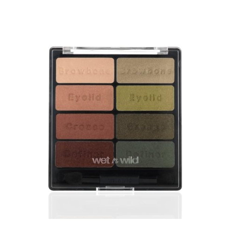 三角想定着飾るWET N WILD Color Icon アイシャドウ Collection-Comfort Zone 海外直送品
