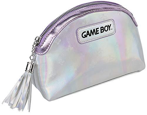 Nintendo Gameboy toilettas, grijsblauw