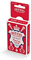 QUEEN'S SLIPPER 144120 Queens Slipper 52S Singles Playing Cards