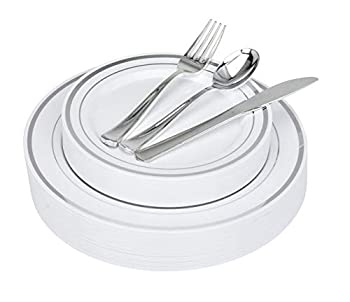 Best disposable dinnerware Reviews