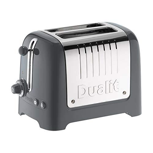 Lite 2-Scheiben Toaster, grau BxHxT 27x20x17cm mit EU Stecker