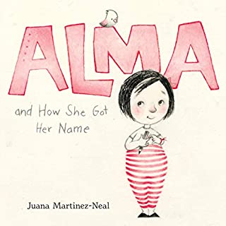 Alma and How She Got Her Name audiobook cover art