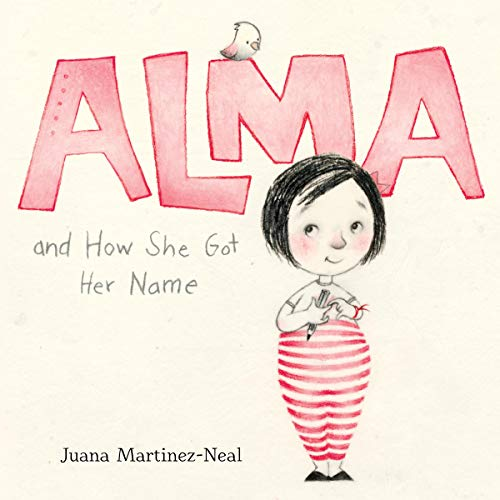 Alma and How She Got Her Name cover art