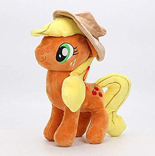 ANLEVO Meine kleine Pony Spielzeug Freundschaft ist Magie Prinzessin Trittfrequenz Pinkie Fluttershy Rarity Discord Pony Plüsch Gefüllte Puppen 35Cm