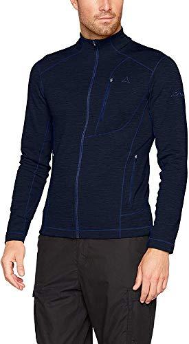 Schöffel Herren Fleece Jacket Monaco1 Fleecejacke, Navy Blazer, 50