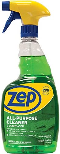 Zep ZPEZUALL32CT All Purpose Cleaner Degreaser 12 Carton Green product image