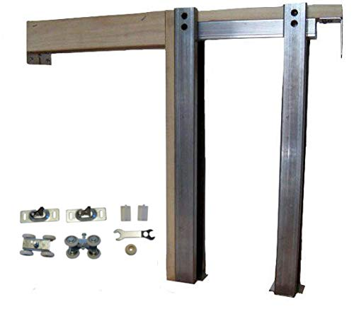 2450 Series- Pocket Door Frame Kit - 2 x 4 250 lbs (36 inch x 80 inch)