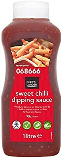Chefs despensa dulce salsa de chile - 1ltr