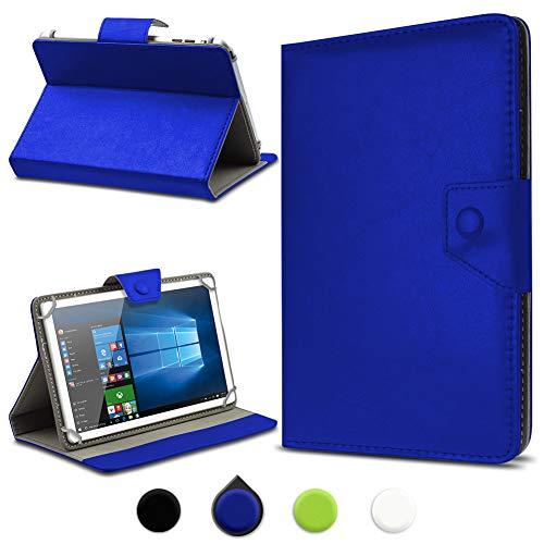 UC-Express Archos 101b Oxygen Tasche Tablet Hülle Case Schutz Cover Schutzhülle Tablethülle, Farben:Blau