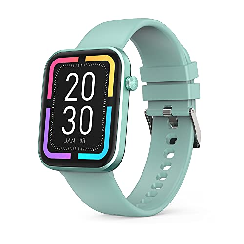 Smartwatch, 1.69 Zoll Touchscreen Armbanduhr, Fitness Tracker IP67 Wasserdicht Sportuhr,Fitness Tracker mit Blutdruckmessung Fitness Armbanduhr mit Pulsuhr Schlafmonitor,mart Watch Für Damen Herren