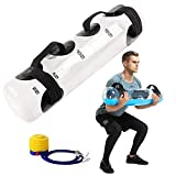 GHH Fitness Aqua Bag -Sandbag Alternative -Aqua Bag Regolabile Home Gym per Sollevamento Pesi Regolabile 25 kg Portatile Peso Borsa Attrezzature per Il Fitness Portatile di stabilità