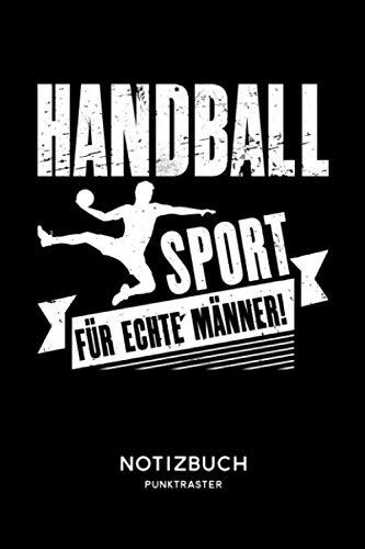 Handball Player Loading: Handball Notizbuch   lustiger Spruch für Handballer   Zum Eintragen von Notizen, Terminen, Strategien, Planung von Events   ... - A5 Punktraster 6x9in   120 Seiten