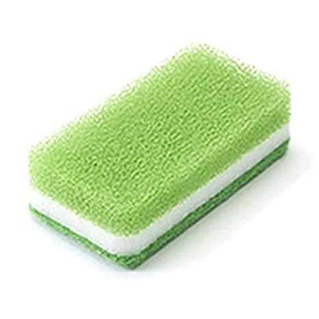 ダスキン台所用スポンジ抗菌タイプ(60個入り1ケース)ライトグリーンカラー
