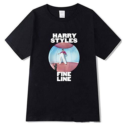 Harry Styles' New Album Fine Line Kurzarm T-Shirts für Männer und Frauen