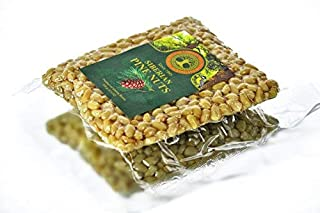 FRESH HARVEST 2019 Pine Nuts from Siberia, Premium Quality, Pine Nuts, Wild Harvested in taiga, 100 Grams (3.5 Oz)