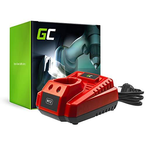 Green Cell Ladegerät (12V Li-Ion) für Milwaukee M12 CCS44 CCS44-0 CCS44-402C CD CD-0 CDD CDD-0 CDD-202C CDD-402C CH CH-0 CH-202C Batterie Akku Elektrowerkzeuge