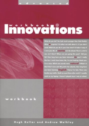Innovations Advanced Workbook: (Helbling Languages)