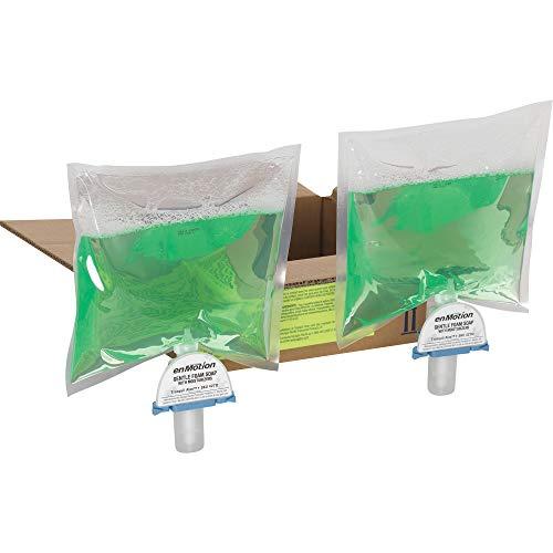 enMotion, GPC42712, Refill Gentle Foam Soap, 2 / Carton, Green