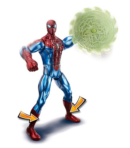 Spider-Man - 37264 - Figurine - Spider-Man Movie - Spinning Web Blade