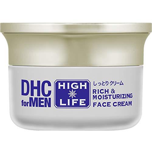 DHCリッチ&モイスチュア フェースクリーム【DHC for MEN ハイライフ】