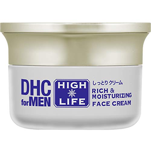 Japan Personal Care - DHC Rich & Moisture face cream [DHC for MEN high life] *AF27* by DHC