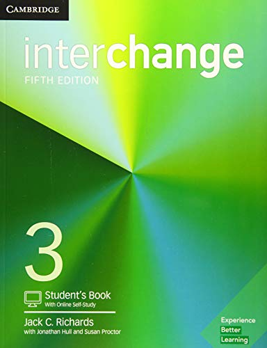 Interchange 3 - Student´s Book - 05 Edition