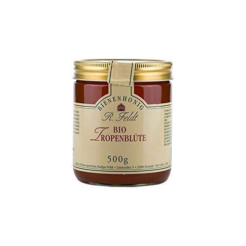 BIO Tropenblüten Honig mild und lieblich 500 Gramm, Honig aus Kuba - Bremer Gewürzhandel