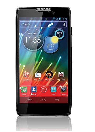Motorola Droid RAZR HD 16GB XT926 Black - Verizon
