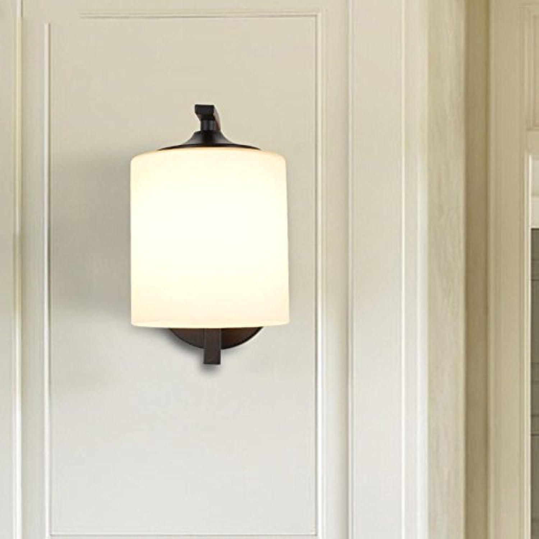StiefelU LED Wandleuchte nach oben und unten Wandleuchten Wohnzimmer mit Balkon, Schlafzimmer Wand lampe Nachttischlampe 6030 Grüneilung 5 Watt, wei LED-Lichtquelle