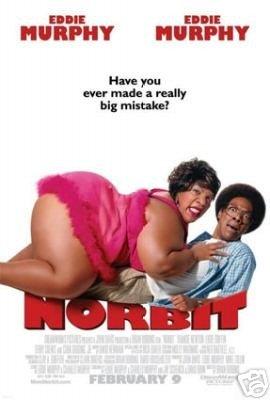 Norbit - 27'X40' D/S Original Movie Poster One Sheet 2007 Eddie Murphy