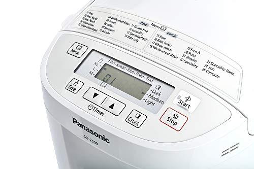 Panasonic Machine à Pain SD-2500WXE