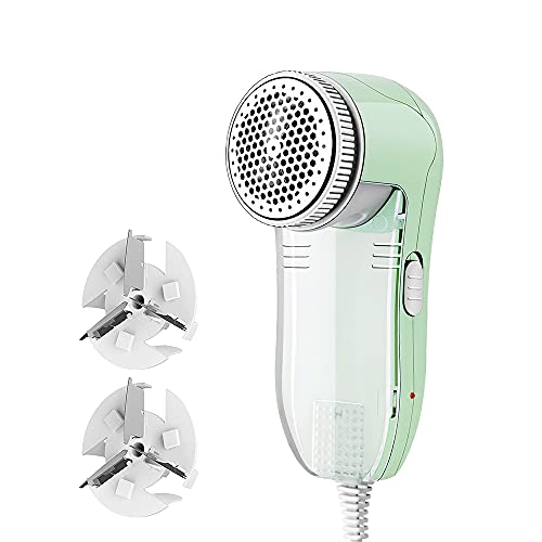 Product Image of the Allisable Fabric Shaver, Fuzz Balls Pills Lint Remover, AC120V Plug and Play