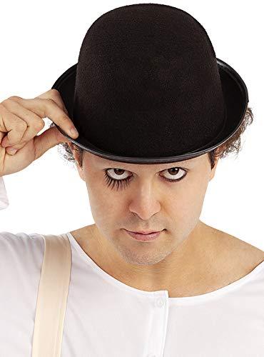 Funidelia | Bombín - La Naranja Mecánica Oficial para Hombre y Mujer ▶ Clockwork Orange, Drugo, Películas & Series, Accesorio para Disfraz