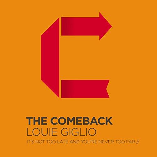 The Comeback Audio Study audiobook cover art