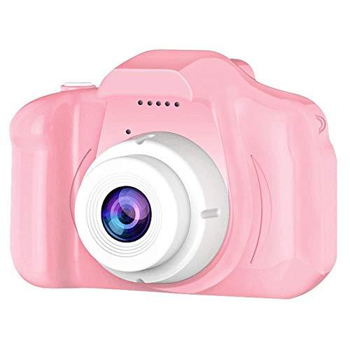 GJKK Kinder Digital Kamera Spielzeug Kleinkind Kamera Spielzeug 2 Zoll HD-Bildschirm 32 GB TF-Karte Jungen und Mädchen Geschenke Spielzeug für 3 bis 12 Jahre alte